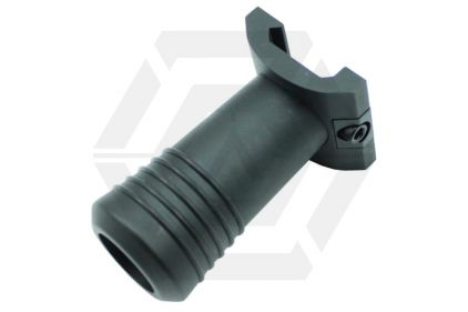 EB Short Aluminium Vertical Grip (Black)
