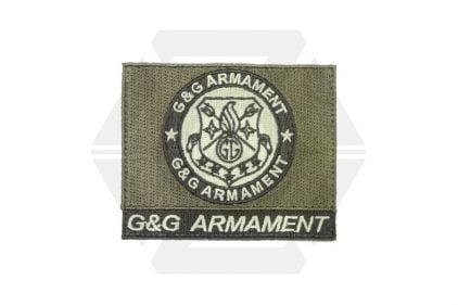 G&G Velcro Patch (Olive)