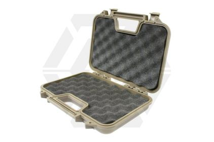 Zero One Rugged Pistol Carry Case 32cm (Tan)