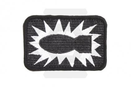 "EB Velcro Patch ""Bomb"""