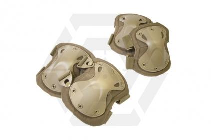EB XTAK Knee & Elbow Pads (Coyote Brown)