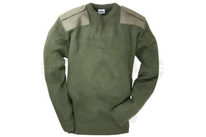 Highlander Kids Acrylic Pullover (Olive) - Size 13/14 © Copyright Zero One Airsoft