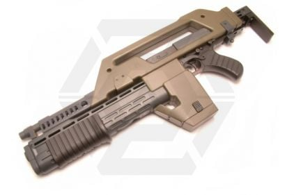 Zero One Custom AEG M1A1 Alien Pulse Rifle (Bundle)