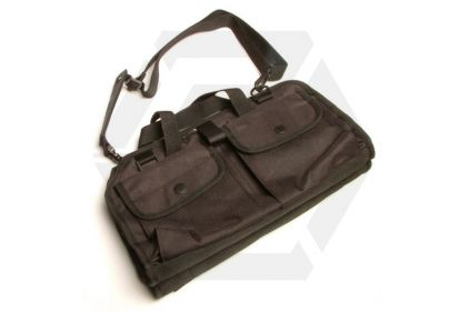 Mil-Force Double Deck Pistol Range Bag (Black)