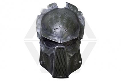 Rlux Custom Predator Airsoft Mask (Black)