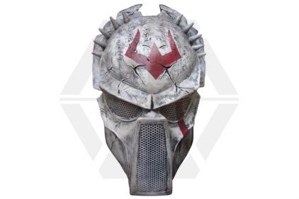 Rlux Custom Tribal Wolf Airsoft Mask