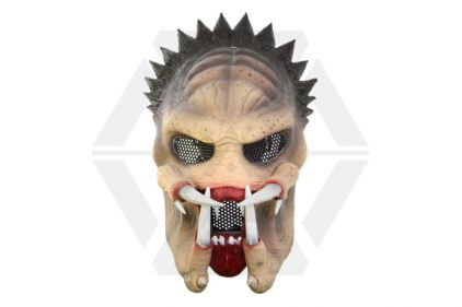Rlux Custom Predator Full Face Airsoft Mask