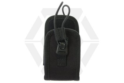 Mil-Force Phone/Radio Pouch (Black)