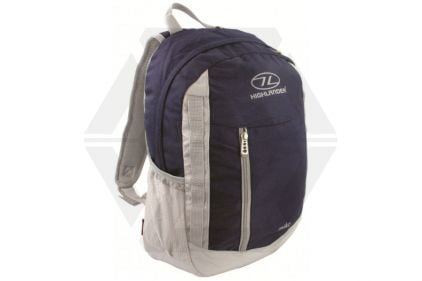 Highlander Mika 16L Daysack (Navy/Grey)