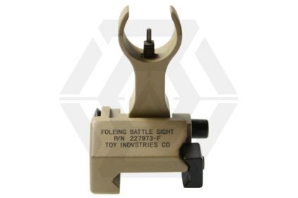 Ares Troy Type Front Sight (Tan)