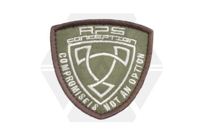 "APS Velcro Patch ""Conception"" © Copyright Zero One Airsoft"