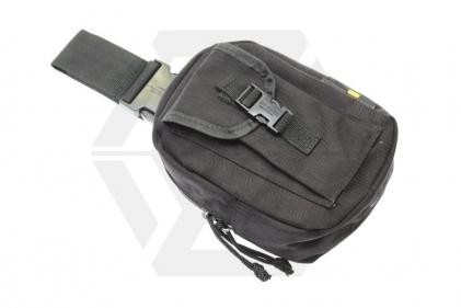 Mil-Force Drop Leg Utility Pouch (Black)