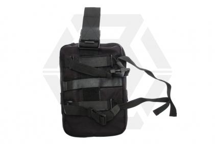 Mil-Force Drop Leg Utility Pouch Large (Black)