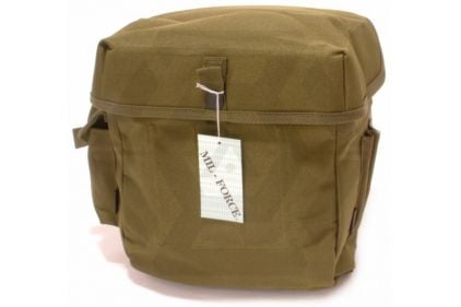 Mil-Force Respirator/Utility Haversack (Olive) © Copyright Zero One Airsoft