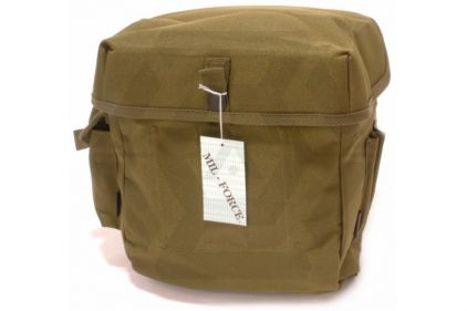 Mil-Force Respirator/Utility Haversack (Olive)