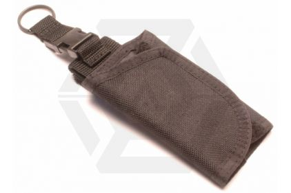 Mil-Force Silent Key Pouch (Black) © Copyright Zero One Airsoft