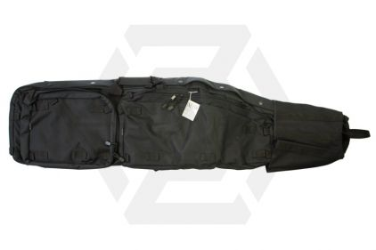 Mil-Force Long Sniper Rifle Drag Bag (Black)