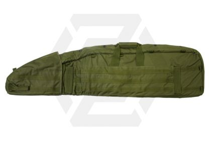 Mil-Force Long Sniper Rifle Drag Bag (Olive)