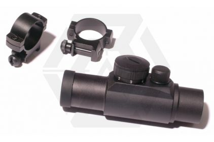 King Arms 30mm Red Dot Sight with 20mm Mount