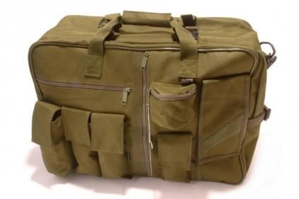 Mil-Force Universal Equipment Range Bag (Olive)
