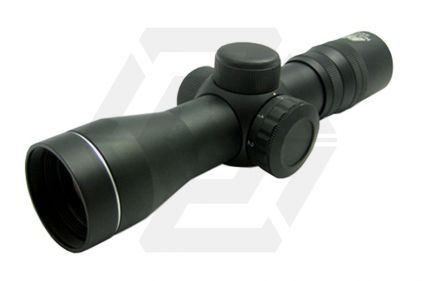 NCS 4x30 Red Illuminating Scope  with P4 Sniper Reticule