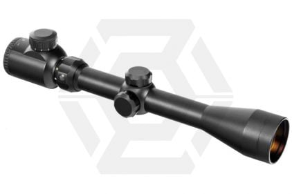 NCS 3-9x40 Red Illuminating Scope with P4 Sniper Reticule