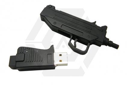 Weekend Warrior UZI 2GB USB Memory Stick