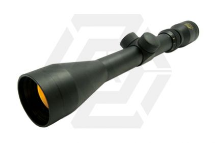 NCS 3-9x40 Scope with P4 Sniper Reticule & 20mm Mount Rings