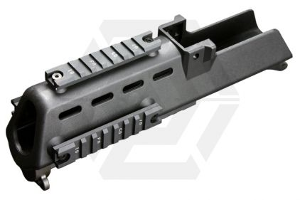 SRC G39K Handguard with 20mm Rail Set