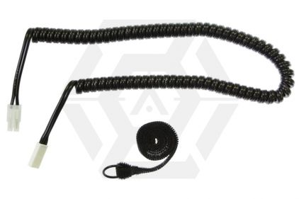 Smokeys Gun Factory Coiled Battery Extension Lead