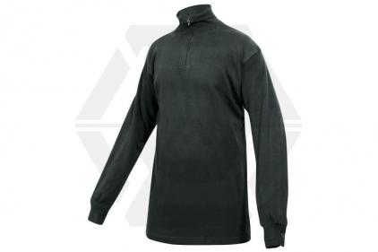 Mil-Com Norwegian Shirt (Black) - Size Large