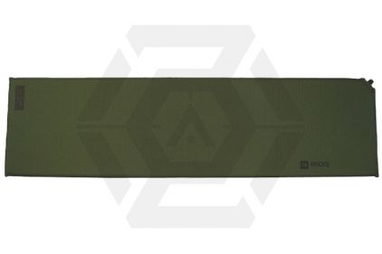 Highlander Self Inflating Roll Mat (Olive)