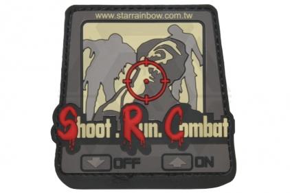 """SRC Velcro Patch """"Zombie Hunter"""""""