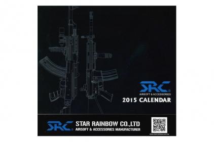 SRC Calendar 2015