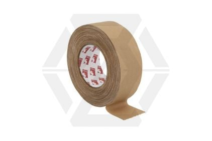 Zero One Fabric Tape 50mm x 12m (Tan)