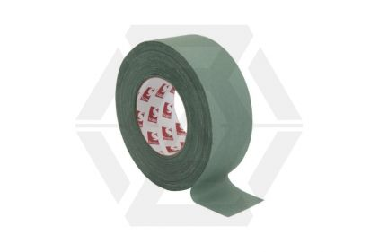 Zero One Fabric Tape 50mm x 12m (Olive)