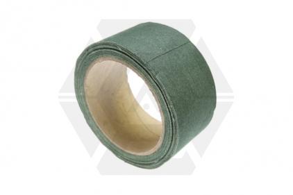 Zero One Fabric Tape 50mm x 12m (Olive)
