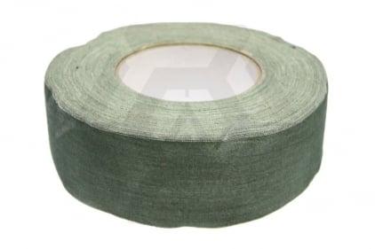 Zero One Fabric Tape 50mm x 50m (Olive)
