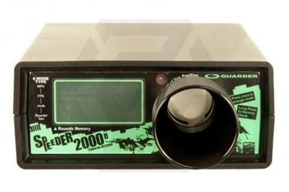 Guarder Speeder 2000 Airsoft Chronograph © Copyright Zero One Airsoft