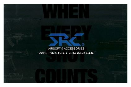 SRC 2015 Catalogue