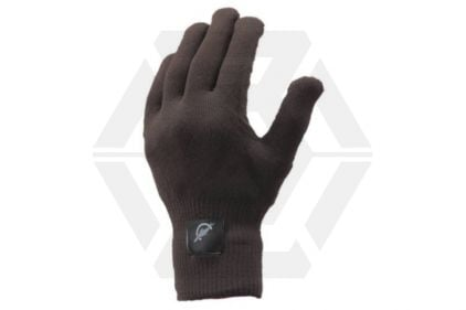 Seal Skinz Contact Gloves (Black) - Size Medium