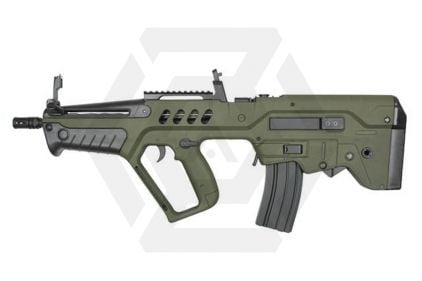 S&T AEG TVR-21 (Olive) © Copyright Zero One Airsoft