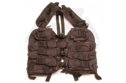 Mil-Force SWAT Tactical Vest (Black)