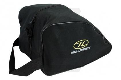 Highlander Classic Boot Bag (Black)