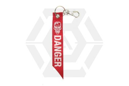 "APS Key Chain ""Danger"""