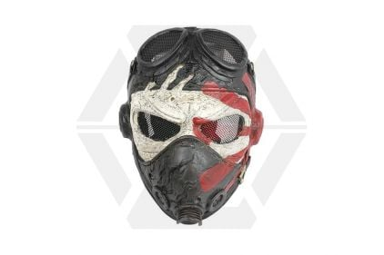 FMA 'Kamikaze' Airsoft Mask © Copyright Zero One Airsoft