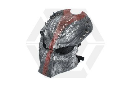 FMA 'Tribal Wolf' Airsoft Mask © Copyright Zero One Airsoft