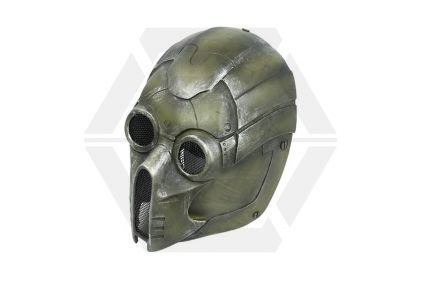 FMA 'Green Droid' Airsoft Mask