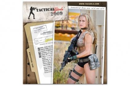 Tactical Girls Calendar 2009