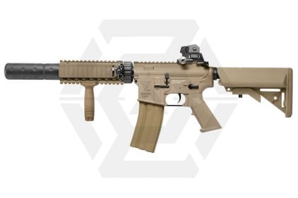 G&G AEG TR4 CQB-S DST with MOSFET (Tan)
